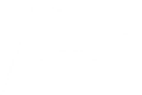Logo for the Preus Museum